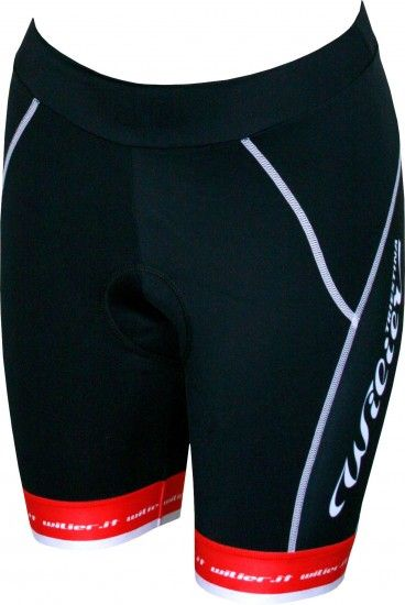 Wilier Vale Cycling Trousers For Ladies Black (Wl146)