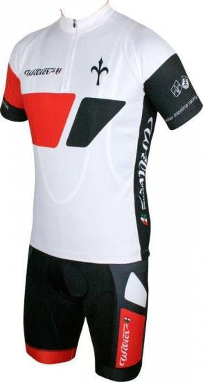Wilier Vintage.16 Cycling Set (Short Sleeve Jersey + Cycling Strap Trousers)