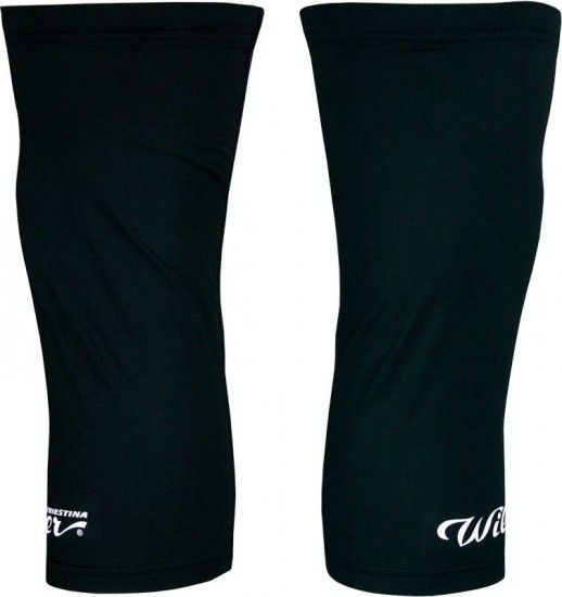 Wilier Cycling Knee Warmers Black