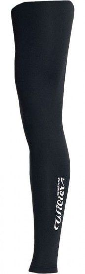 Wilier Cycling Leg Warmers Black