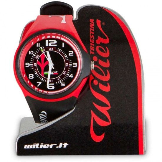 Wilier Watch Black/Red