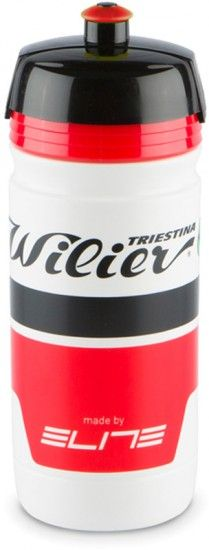 Elite Wilier Water Bottle 550 Ml