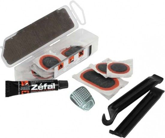 Zéfal Zéfal Tube Repair Kit Universal+