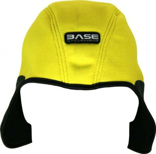 Nalini Base Cycling Helmet Cap Fabio Yellow