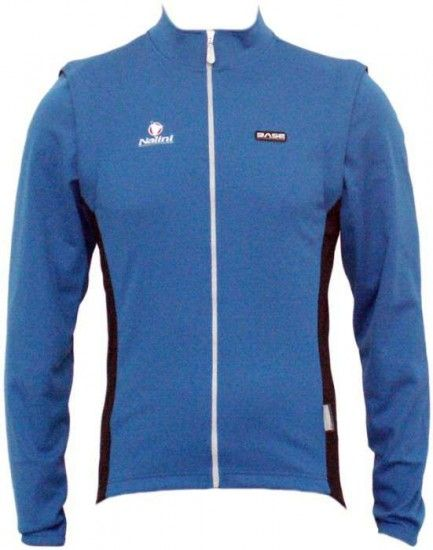 Nalini Base Cycling Jacket Cornalina Blue
