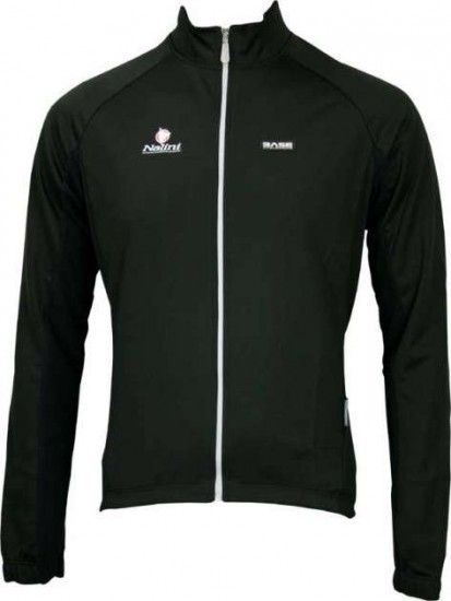 Nalini Base Cycling Jacket Quarzo Black