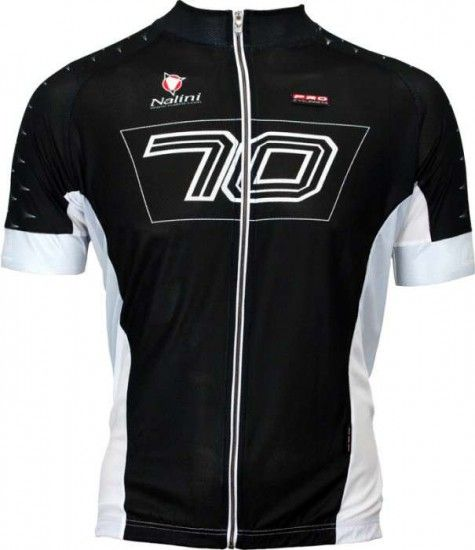 Nalini Pro Kids Short Sleeved Jersey Glicine Black