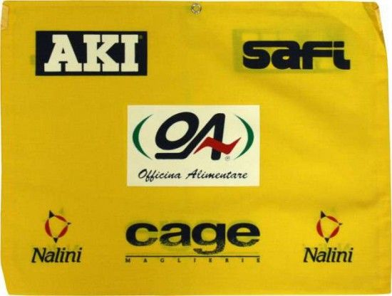 Nalini Original Retro Aki Feeding Bag Tour De France